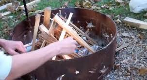 diy fuel how to turn wood into
