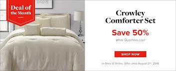 pandora comforter at linen chest