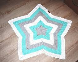 Star Nursery Rug Etsy
