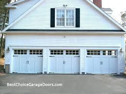 amusing 10 x 9 garage door foot by