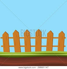 Cartoon Rural Wooden Vector Photo Free Trial Bigstock