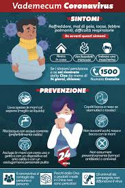 Coronavirus: un vademecum per prevenire ed intervenire in caso di ...