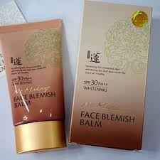 welcos face blemish balm whitening