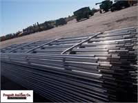 10 20 X6 Bar Continuous Fence Panels With Clips Fragodt Auction And Real Estate
