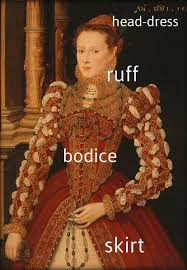 tudor clothes costumes and fashion