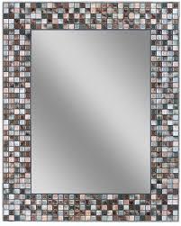 mosaic tile border home bathroom decor
