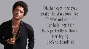 Just The Way You Are - Bruno Mars (Lyrics) - YouTube