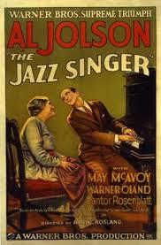 El Cantor de Jazz [The Jazz Singer] (1927) de Alan Crosland | El ...