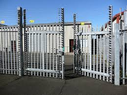 Electric Fence Gates Perimeter Access Gate Types Electric Fence Fence Gate Fence