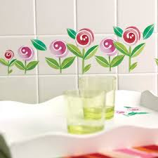 Wallies Lollipop Flowers Wall Decal Set Of 2 Walmart Com Walmart Com