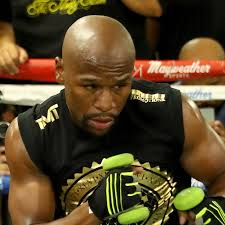 Floyd Mayweather, Jr. beats George ...