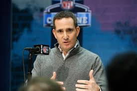 NFL draft: Howie Roseman says no guarantee Eagles will take a wide receiver  in first round