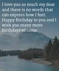 unique heartwarming happy birthday wife wishes quotes bayart