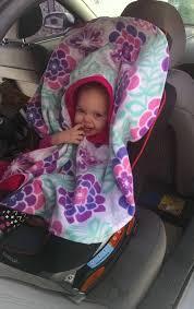 custom car seat poncho