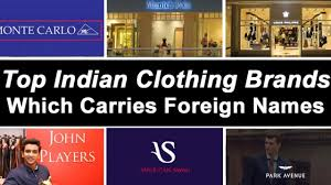 top 10 indian clothing brands which