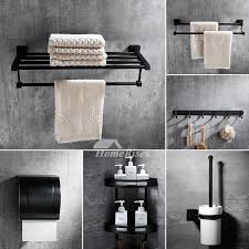 wall mounted bathroom accessories