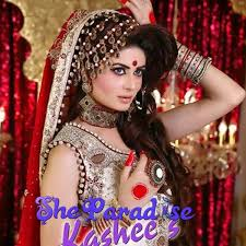 bridal makeup by kashee s beauty