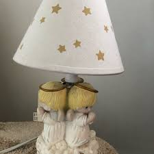 Other Angel Lamp Kids Room Or Nursery Poshmark