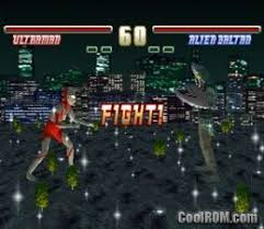 ultraman fighting evolution an