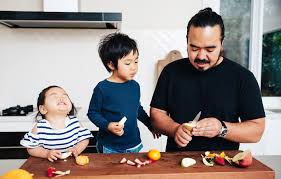 TV Cook Adam Liaw Talks Family