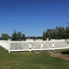 Weatherables Plymouth 4 Ft W X 5 Ft H White Vinyl Picket Fence Gate Kit Swpi 3r5 5 5x48 The Home Depot