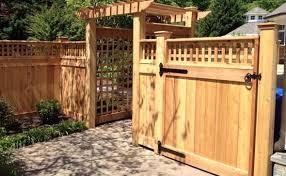 Custom Wood Archives Hercules Fence