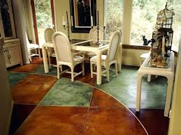 diy concrete stain can you stain