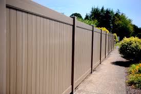 Recycled Pvc Fence And Posts Sdm Tree Services Wakefield
