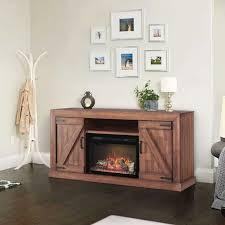 lambert electric fireplace tv stand