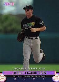2001 Stadium Club Future Star #183 Josh Hamilton at Amazon's ...