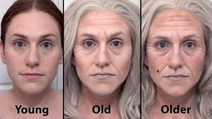 old age make up demo you