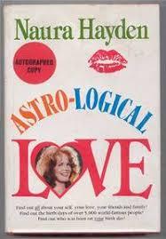 Astrological Love by Naura Hayden - 1982