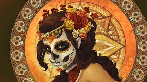 101 sugar skull hd wallpapers
