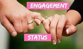 engagement status for whatsapp famous engagement quotes i