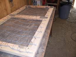 How To Build A Woven Wire Gate Under 40 With Pictures Homesteading Forum