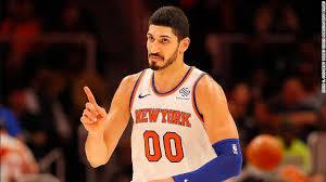 Turkey seeks warrant for Knicks Enes Kanter, report says - CNN