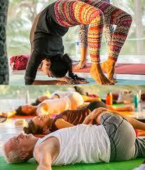 hatha and yin yoga teacher