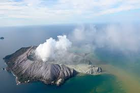 missing in eruption of New Zealand ...