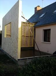 maison ossature bois menuiserie