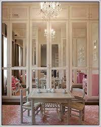 mirrored bifold closet doors mirrored