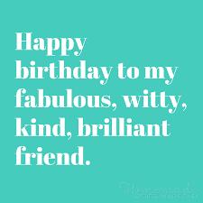 birthday wishes for friends best friends