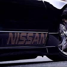 Nissan Lower Door Decal Restomod 忍者