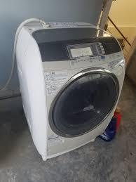 Thanh lý máy giặt nội địa Nhật Hitachi BD-V7300 10 kg có sấy tại Hải Phòng  - chodocu.com