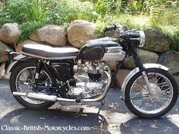 1965 triumph thunderbird
