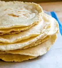 homemade corn tortillas mexican please