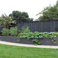 Dark Slate Gray Cabot S Stain Design Ideas Pictures Remodel And Decor Easy Landscaping Backyard Fences Backyard Garden