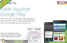 6 cara menukar kode voucher google play