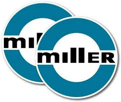 Amazon Com Miller Welder 1980 Vinyl Decal Stickercar Decal Bumper Sticker For Use On Laptops Windows Scrapbook Luggage Lockers Cars Trucks Kitchen Dining