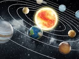 exploring the solar system create
