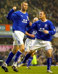 Duncan Ferguson: He was the giant Everton legend who went to prison,  headbutted a policeman and had a symphony written about him by a Finnish  composer
